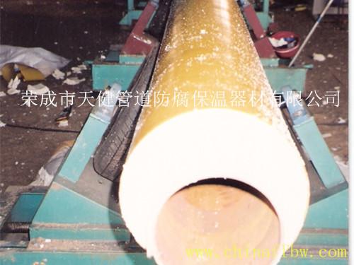 管道泡沫夹克保温生产线供应 一步法管道防腐保温